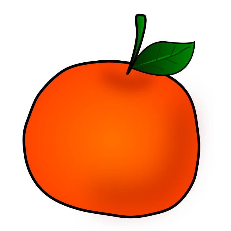 Orange  Clipart png free, Orange  transparent png