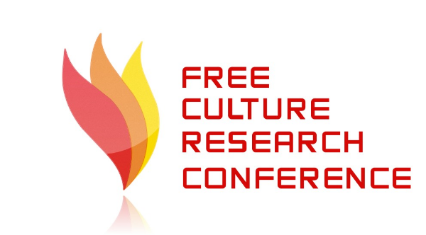 Free Culture Research Conference Logo Clipart png free, Free Culture Research Conference Logo transparent png