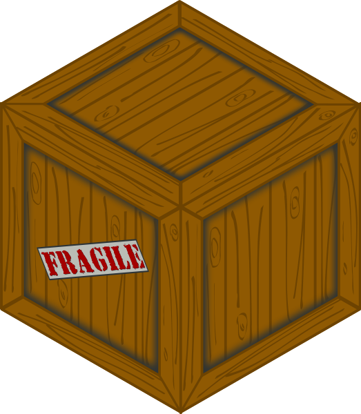 Isometric Wooden Crate Clipart png free, Isometric Wooden Crate transparent png