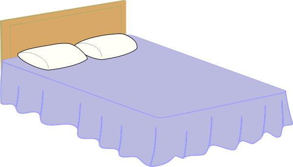 Bed Clipart png free, Bed transparent png