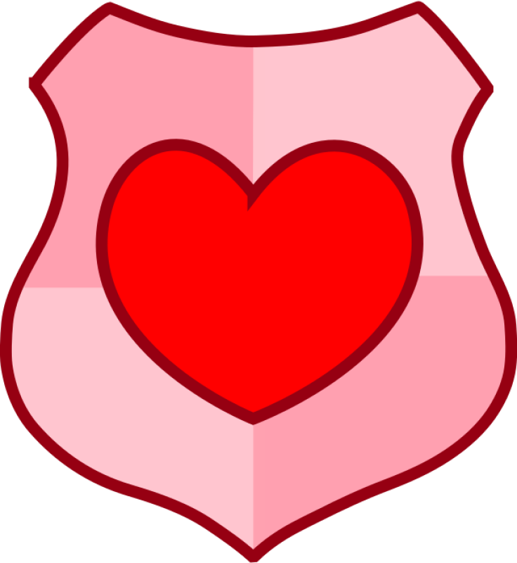 Love Shield Clipart png free, Love Shield transparent png