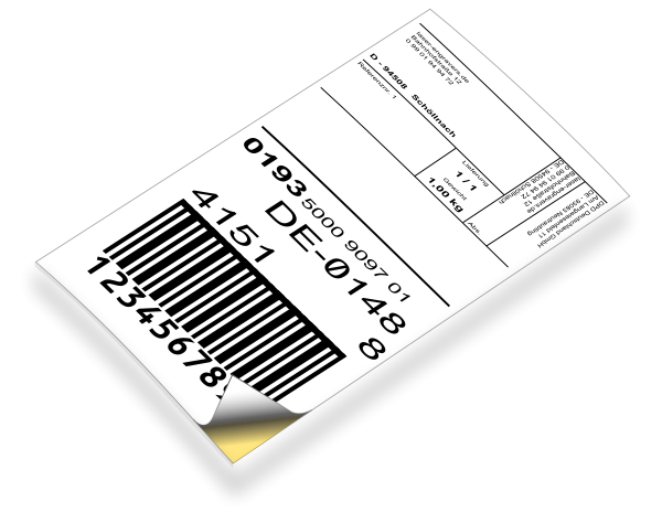 Barcode Label Clipart png free, Barcode Label transparent png