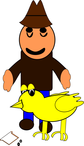 Duck Clipart png free, Duck transparent png