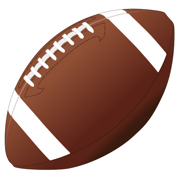 Football Clipart png free, Football transparent png