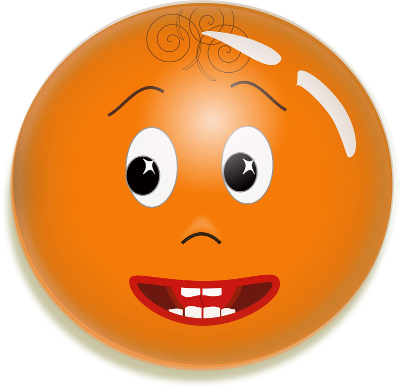 Funny Face Clipart png free, Funny Face transparent png