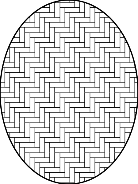 Pattern Herringbone Outline Clipart png free, Pattern Herringbone Outline transparent png