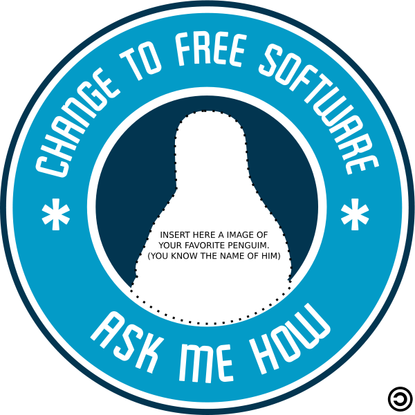Change To Free Software - Ask Me How Clipart png free, Change To Free Software - Ask Me How transparent png