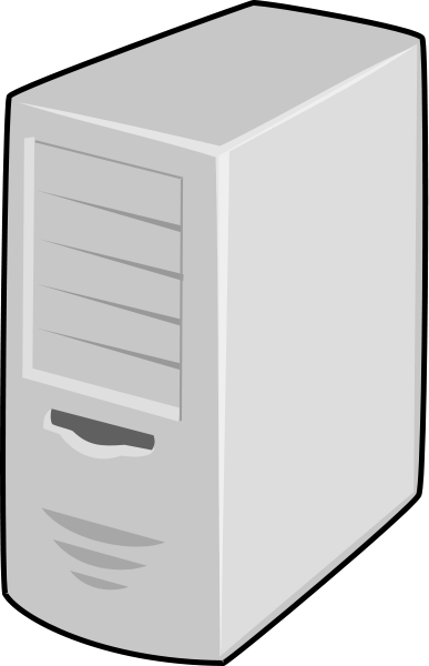 Server Box Clipart png free, Server Box transparent png
