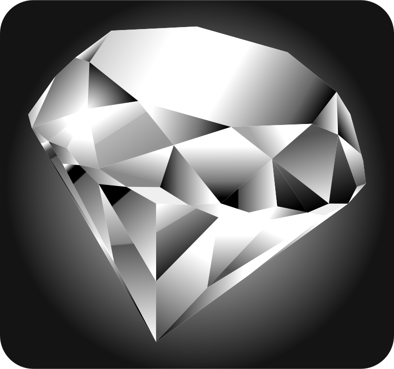 Diamond Clipart png free, Diamond transparent png