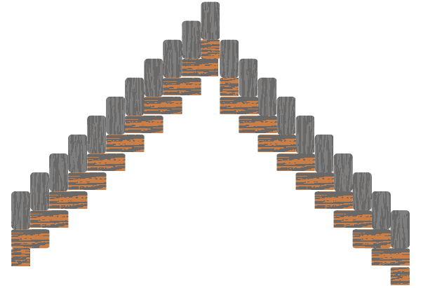 Twill Herringbone Swatch Clipart png free, Twill Herringbone Swatch transparent png