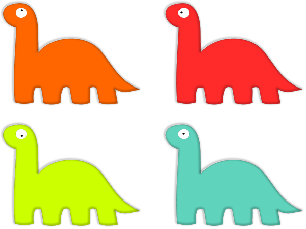 Dino Icons Clipart png free, Dino Icons transparent png