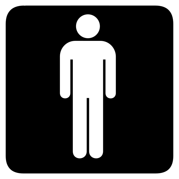 Aiga Toilet Men Bg Clipart png free, Aiga Toilet Men Bg transparent png