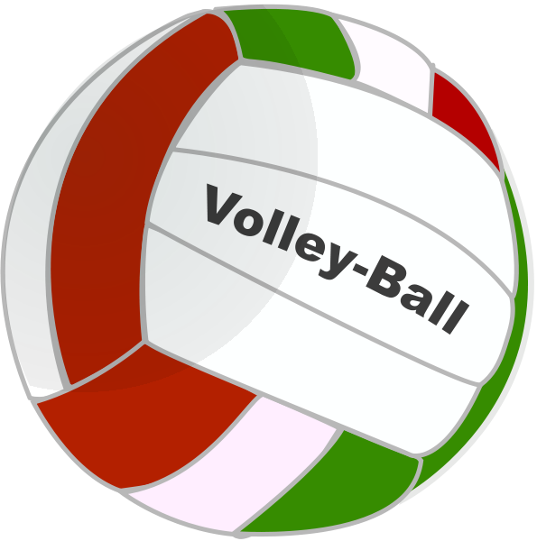 Volleyball Clipart png free, Volleyball transparent png
