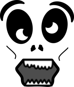 Cartoon Zombie Face Clipart png free, Cartoon Zombie Face transparent png