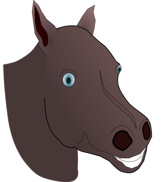 Horse Clipart png free, Horse transparent png