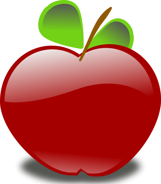 Apple Clipart png free, Apple transparent png