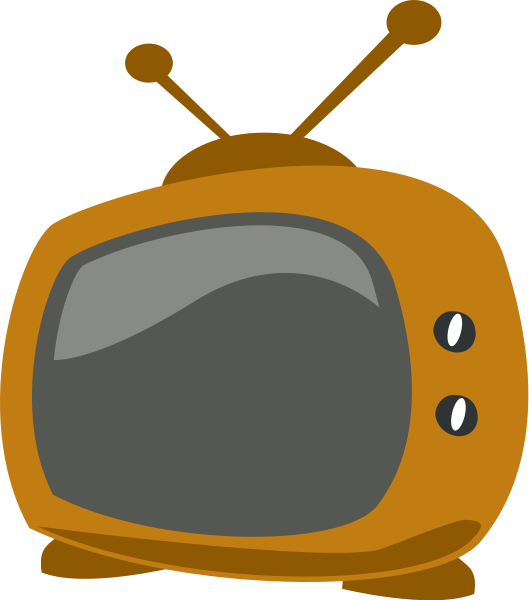 Cartoon Tv Clipart png free, Cartoon Tv transparent png