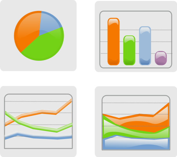 Graphs Clipart png free, Graphs transparent png
