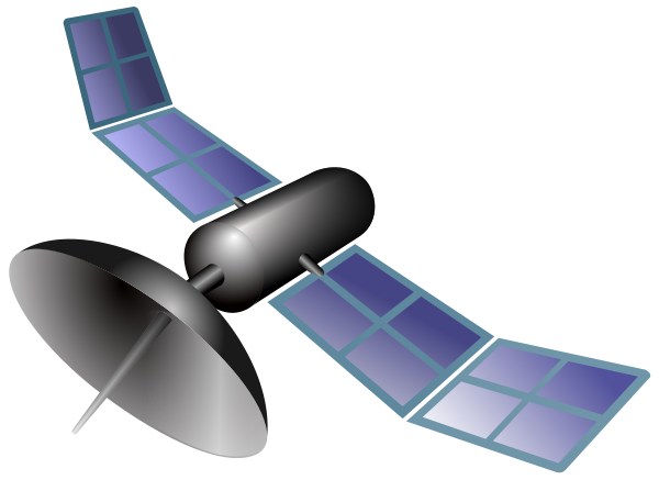 Satellite Clipart png free, Satellite transparent png