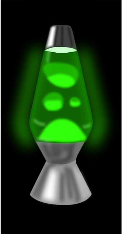 Lava Lamp Clipart png free, Lava Lamp transparent png