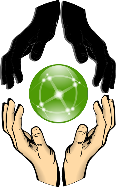 Hands Forming Unity Clipart png free, Hands Forming Unity transparent png