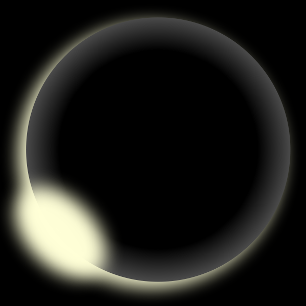 Eclipse Clipart png free, Eclipse transparent png