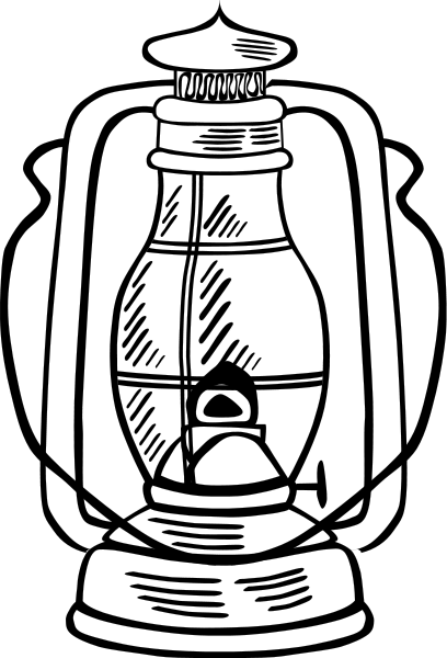 Hurricane Lamp Clipart png free, Hurricane Lamp transparent png