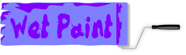 Wet Paint Sign Clipart png free, Wet Paint Sign transparent png