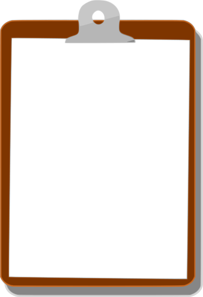 Clipboard Background Clipart png free, Clipboard Background transparent png