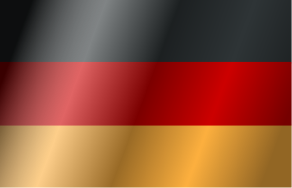 Flag Of Germany Clipart png free, Flag Of Germany transparent png
