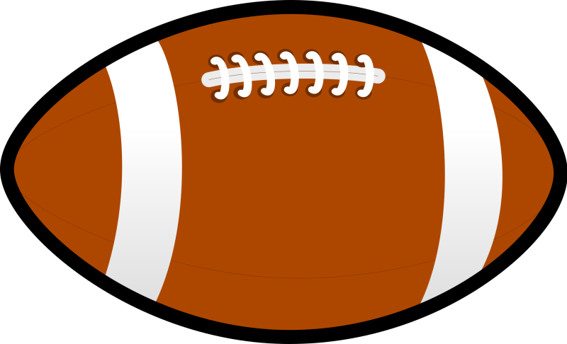 Rugby Ball Clipart png free, Rugby Ball transparent png