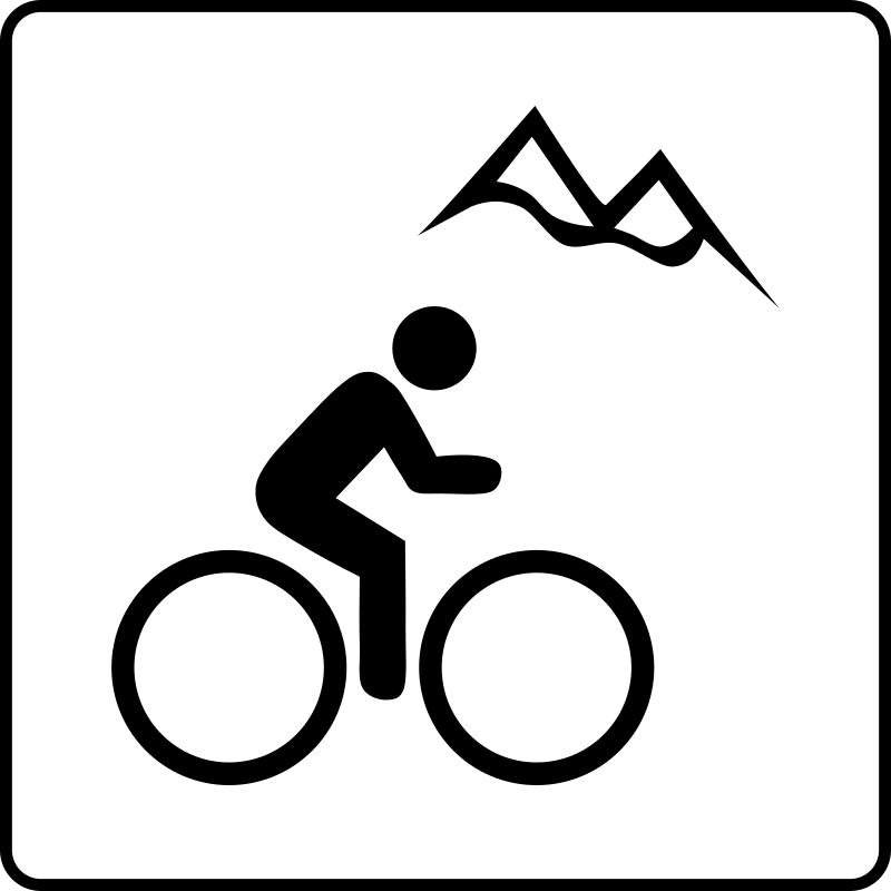 Hotel Icon Near Mountain Biking Clipart png free, Hotel Icon Near Mountain Biking transparent png