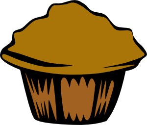 Generic Muffin Clipart png free, Generic Muffin transparent png