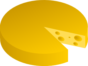 Cheese Food Clipart png free, Cheese Food transparent png
