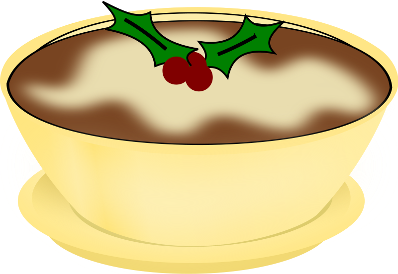 Pudding Clipart png free, Pudding transparent png