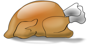 Thanksgiving With Turkey Clipart png free, Thanksgiving With Turkey transparent png