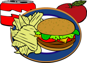 Fast Food Clipart png free, Fast Food transparent png