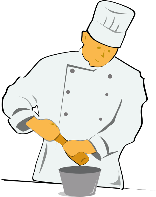 Chef Clipart png free, Chef transparent png