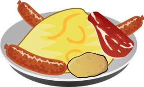 Breakfast  Clipart png free, Breakfast  transparent png
