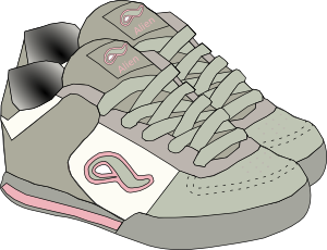 Clothing Shoes Sneakers Clipart png free, Clothing Shoes Sneakers transparent png