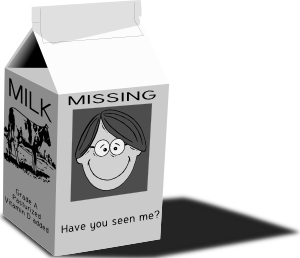 Milk Carton Clipart png free, Milk Carton transparent png