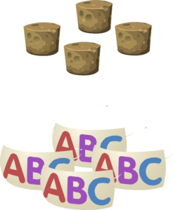 Alchemy Potion Alphabet Sauce Clipart png free, Alchemy Potion Alphabet Sauce transparent png