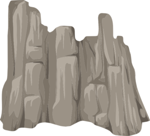 Alpine Cliff Face Skirt Clipart png free, Alpine Cliff Face Skirt transparent png