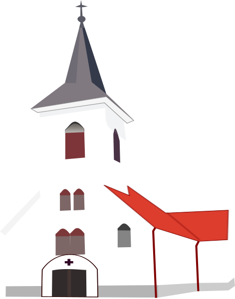 Church Clipart png free, Church transparent png