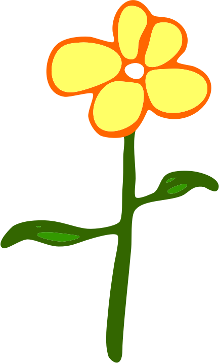 Flower Clipart png free, Flower transparent png