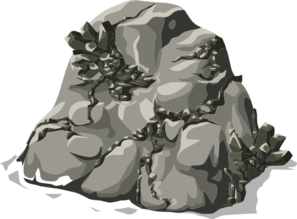 Harvestable Resources Rock Metal Clipart png free, Harvestable Resources Rock Metal transparent png