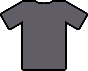 Clothing T Shirt Clipart png free, Clothing T Shirt transparent png