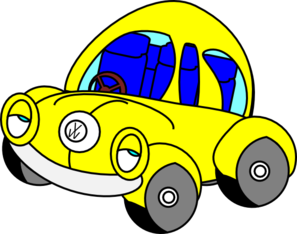 Sleepy Vw Beetle Clipart png free, Sleepy Vw Beetle transparent png
