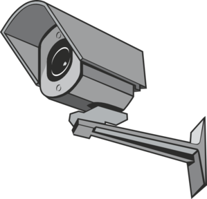 Surveillance Camera Clipart png free, Surveillance Camera transparent png