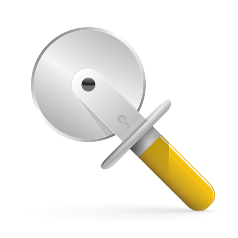 Pizza Cutter Icon Clipart png free, Pizza Cutter Icon transparent png